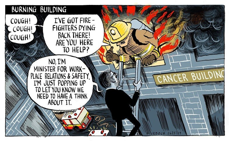 Dedicated to the firefighters who turn up to help