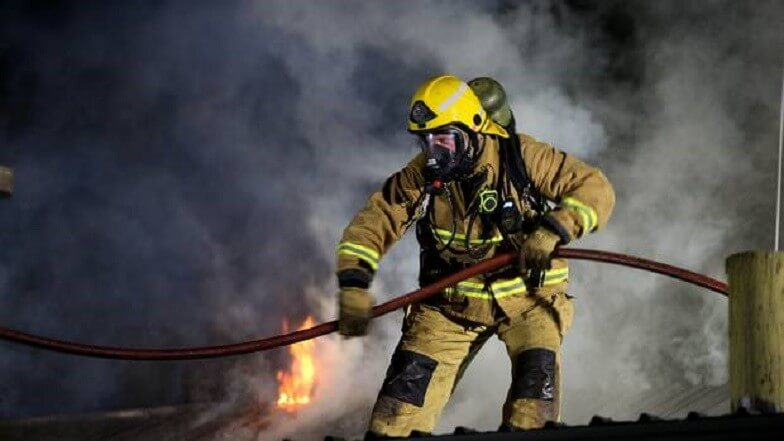 Firefighters dying in record numbers from cancer - report