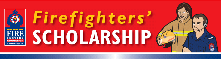 Firefighters' Scholarship 2015/2016