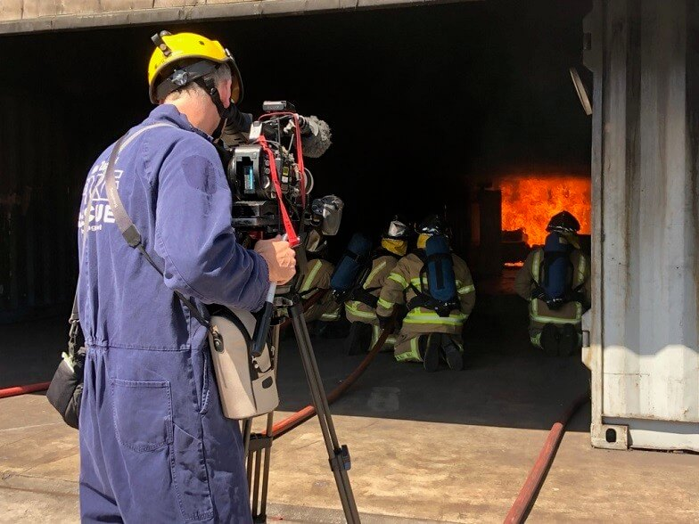 TVNZ Sunday to expose Firefighters' hidden sacrifices