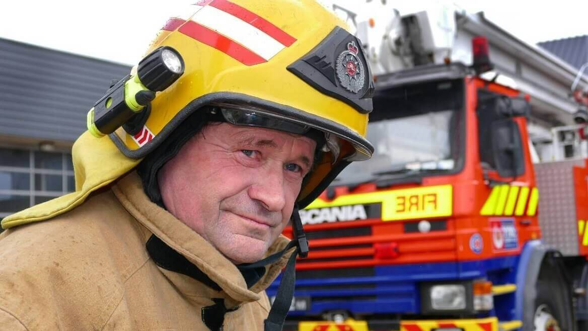Tragic loss of respected Invercargill Senior Firefighter