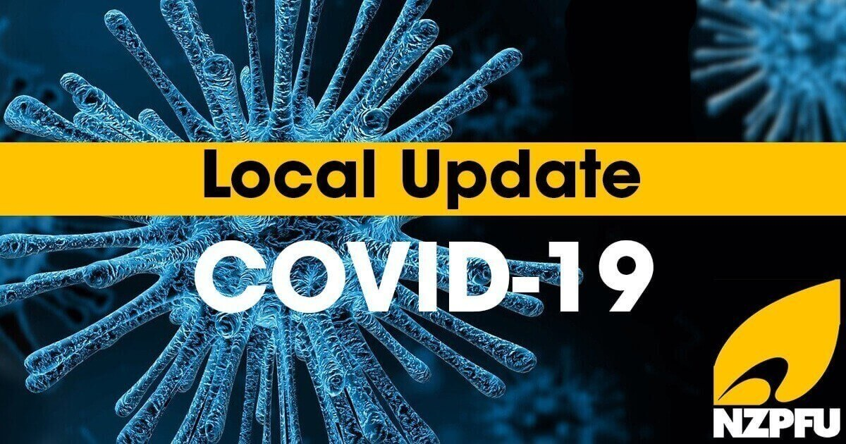 Auckland Local COVID-19 Update #9 Shift Changes During Level 2