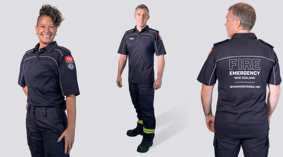 National level 2 structural Firefighting PPE, and unified uniform wearer trials
